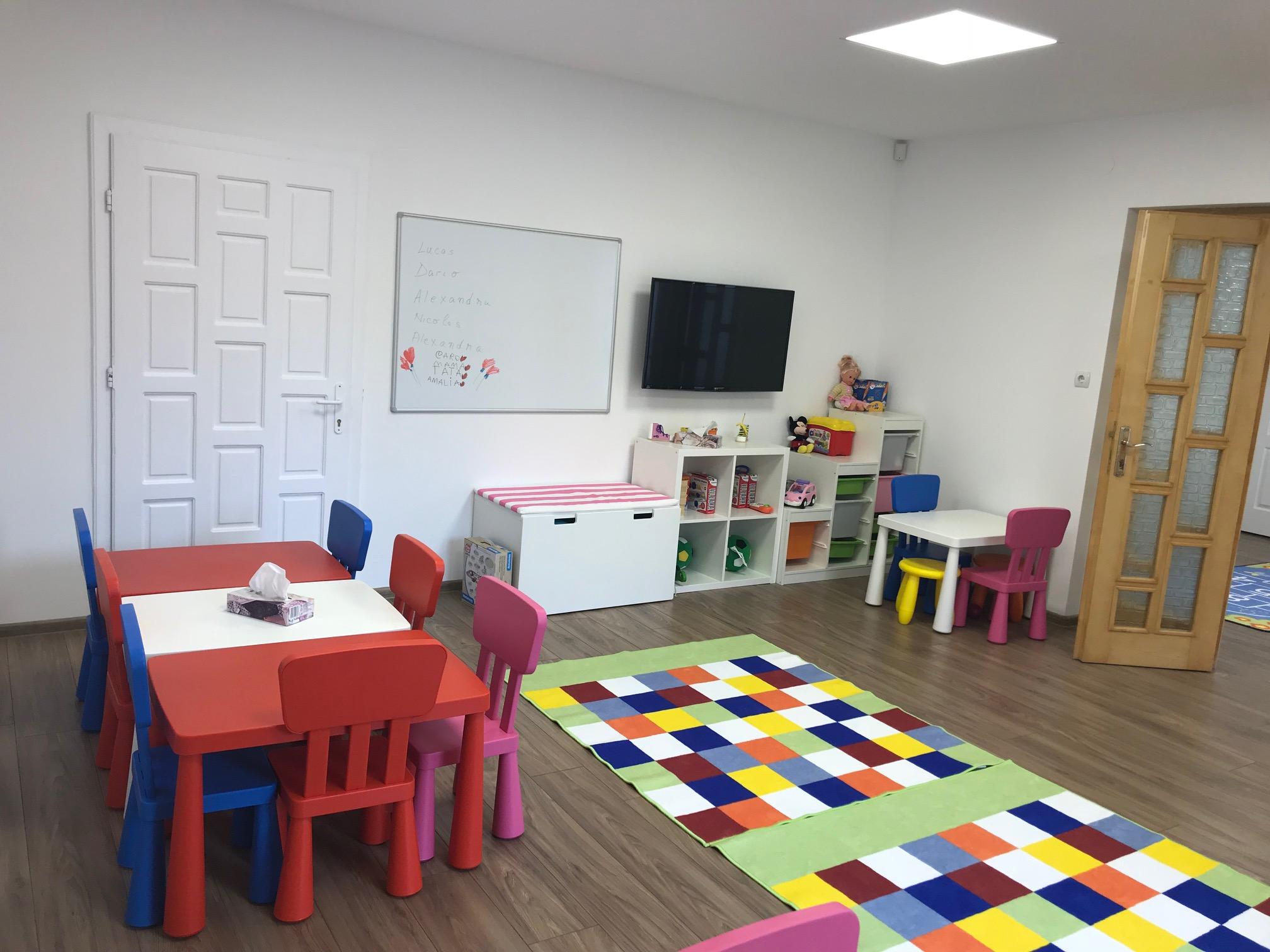 Sala activitati 3 - Nina Kids